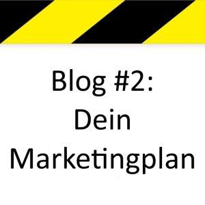 Blog Marketingsplan
