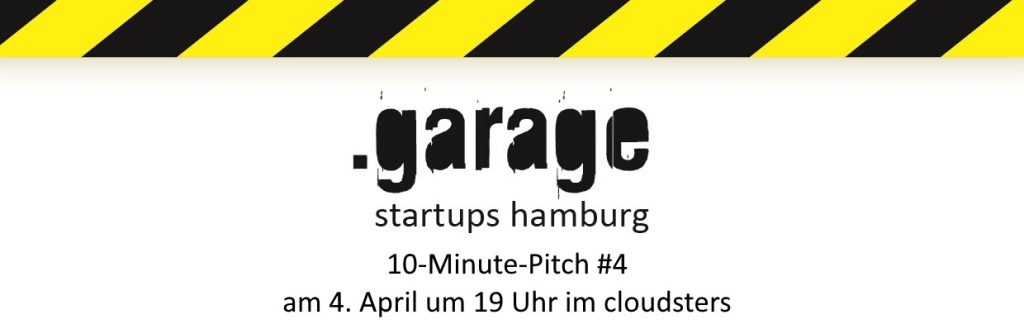 .garage & cloudsters 10-Minute-Pitch #4