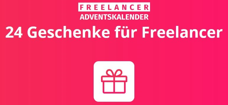 Freelancer Adventskalender